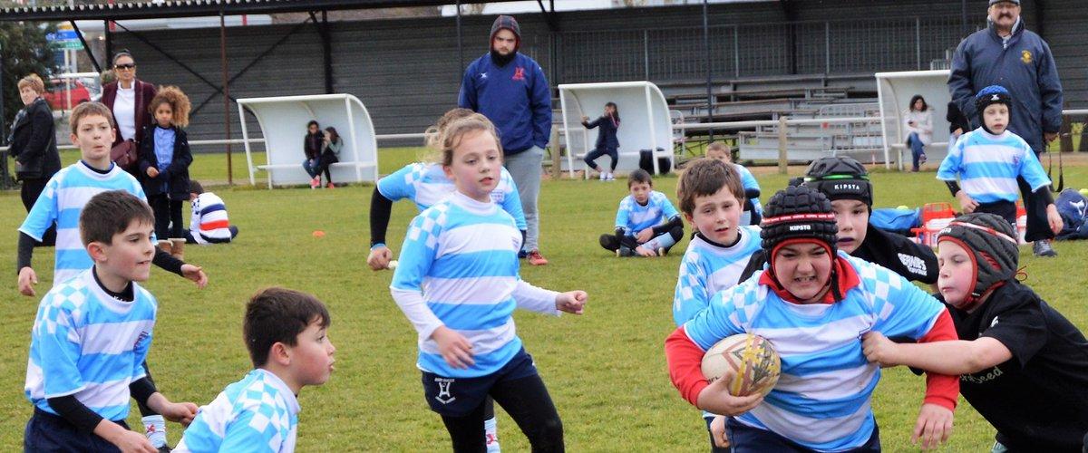 rugby enfants