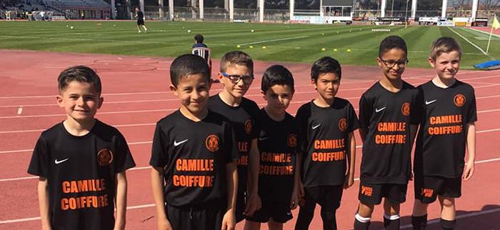 foot  TFC  jeunes 2