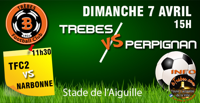 Foot TFC annonce 7avril2019