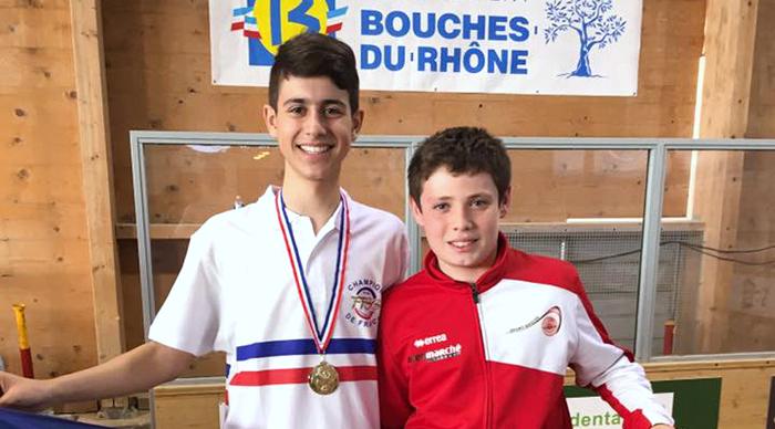 Matthieu et Nicolas Trèbes avril2019
