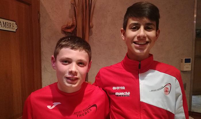 Matthieu et Nicolas Trèbes2