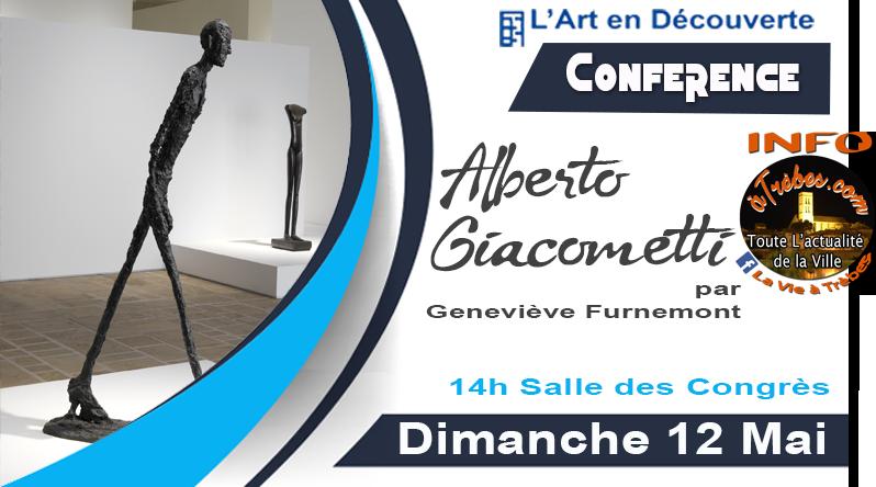 art-en-découverte conférence mai 2019