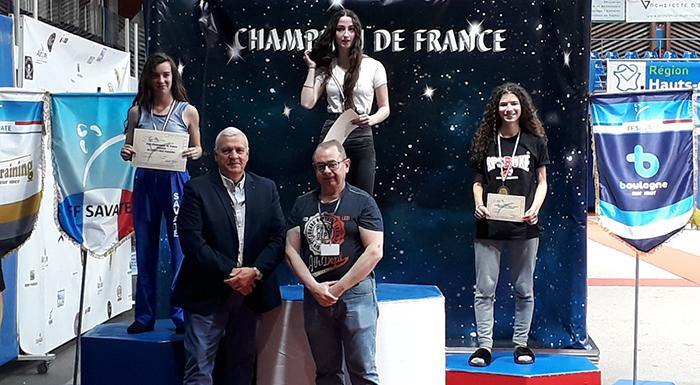 savate podium Eva (1)